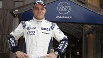 Valterri Bottas, Williams HQ, Williams team test driver, 29.01.2010