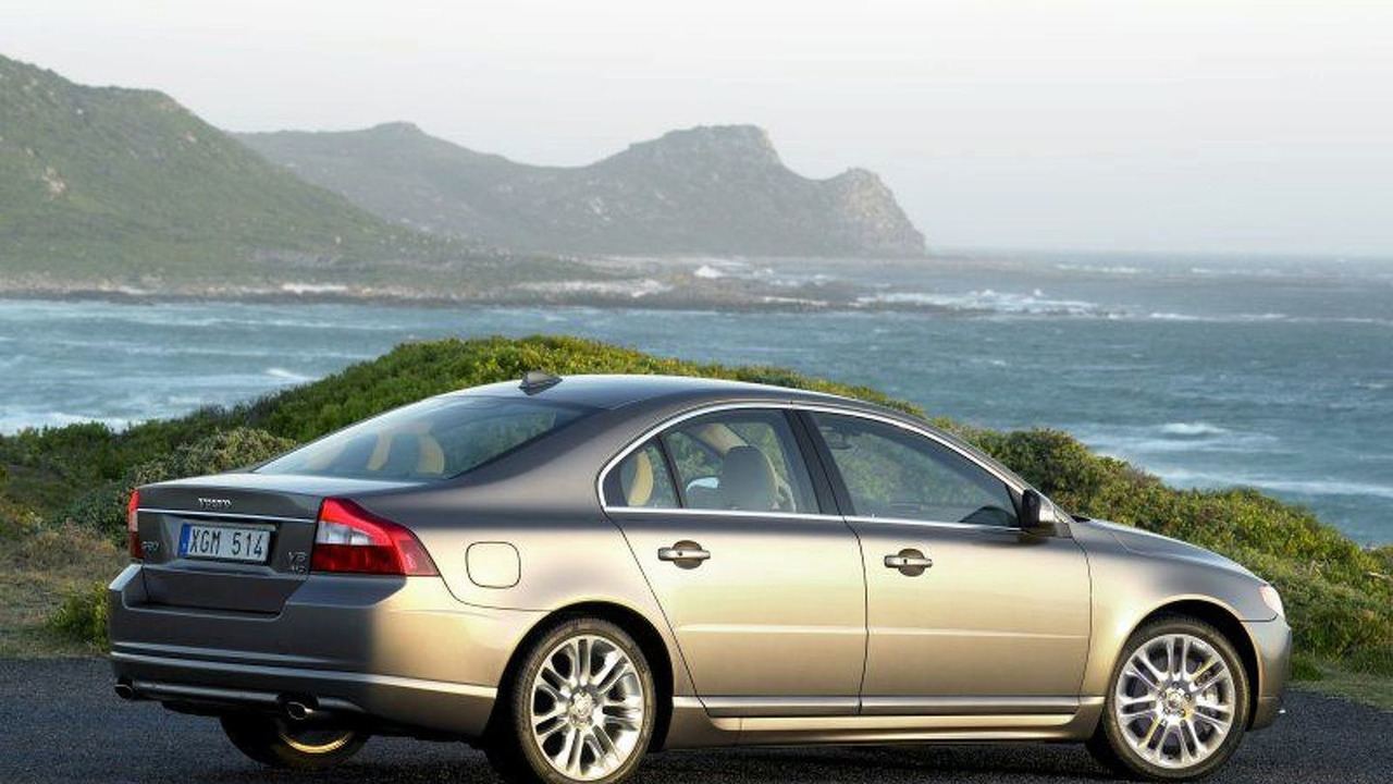 All New Volvo S80