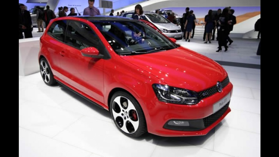 Holanda, julho: VW Polo se destaca