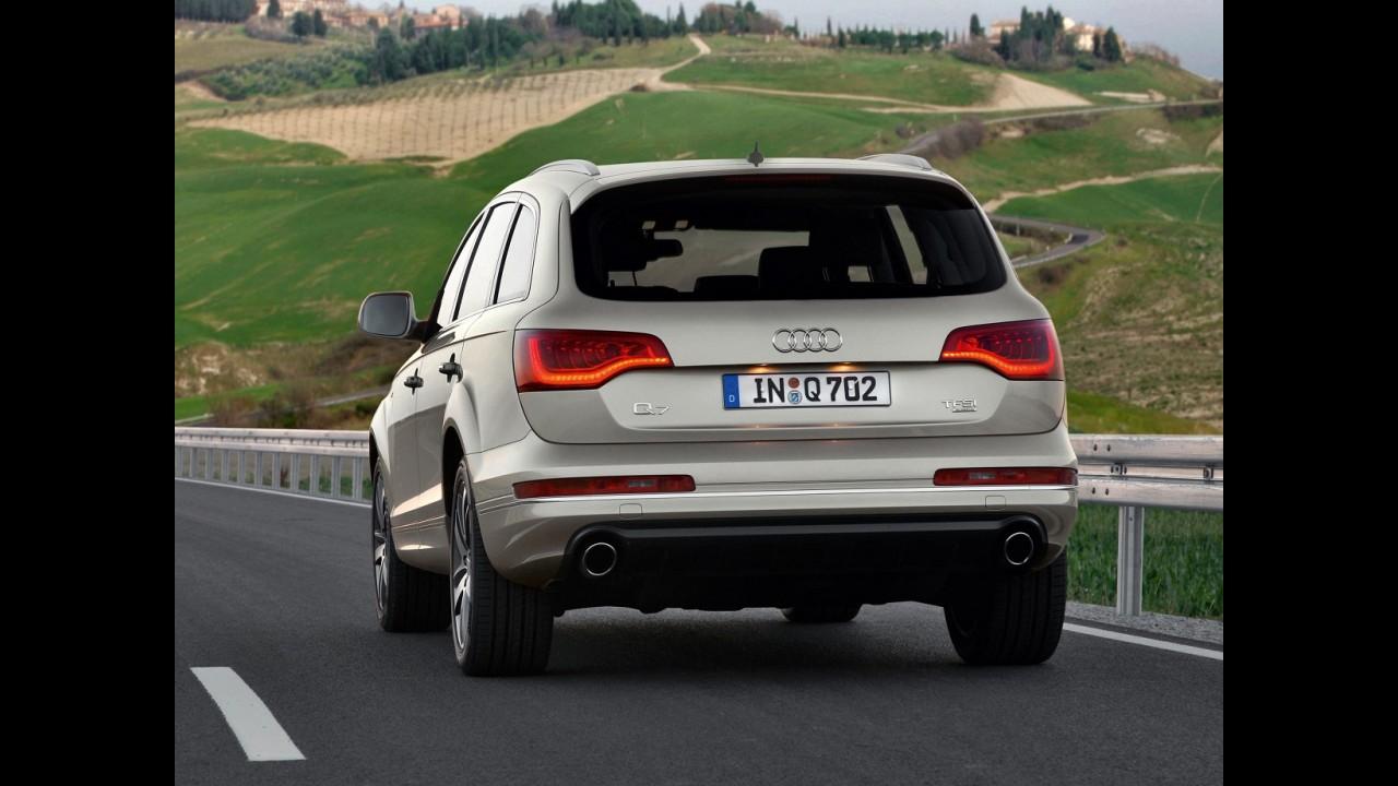 Audi atrasa novo Q7 para fazer mudanças visuais de última hora