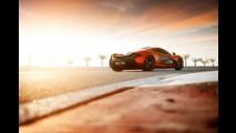 McLaren P1 em belo