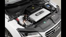 Audi mostra A7 Sportback h-tron quattro concept com mais 500 km de autonomia