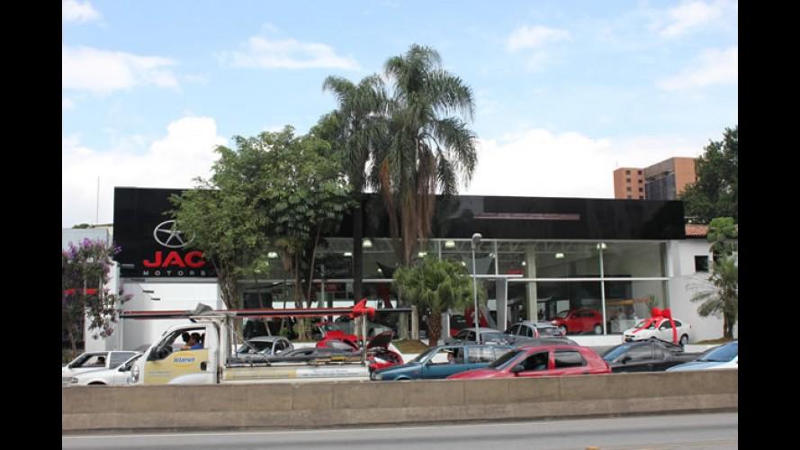 Dia J chegou: JAC Motors inicia sua jornada no Brasil