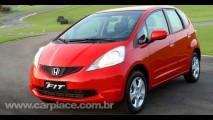 Honda Fit chega a marca de 500 mil unidades vendidas na Europa
