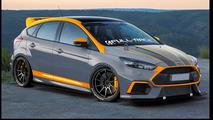Ford Hatchback Lineup SEMA
