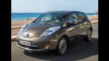 No mercado desde 2010, Nissan Leaf já beira 200 mil unidades vendidas