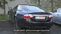SPY PHOTOS: Jaguar XKR