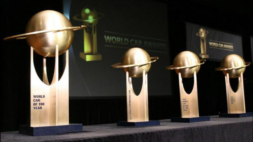 World Car of The Year 2013: le semifinaliste