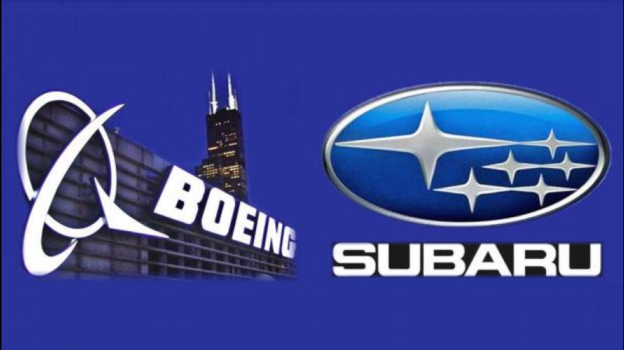 La Fuji Heavy Industries, compagnia che produce Subaru, è stata premiata dalla Boeing Company di Chicago