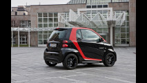 smart fortwo edition sharpred