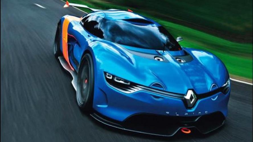 Il ritorno dell'Alpine Renault
