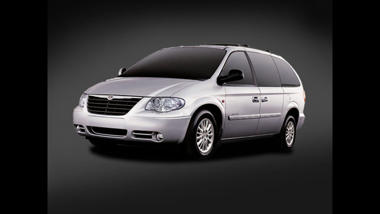 Chrysler Grand Voyager Signature Series