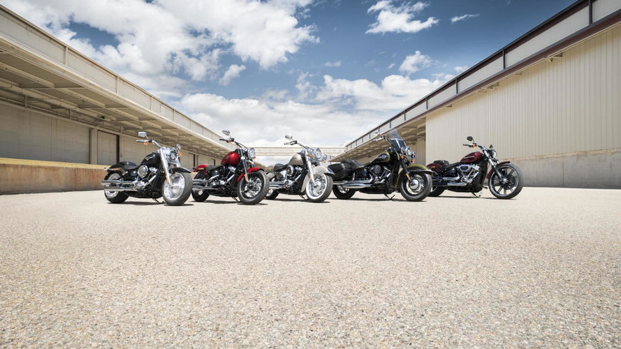 Harley-Davidson renueva su gama para 2018