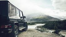 Mercedes G-Serisi Kanada-Alaska turu