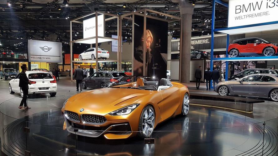 BMW reduzirá participação em salões para investir em feiras de tecnologia