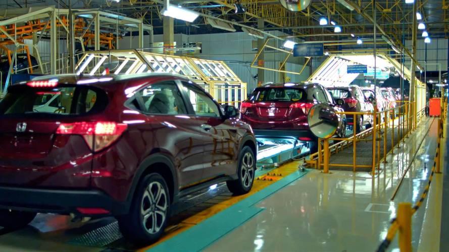 Honda mostra fábrica ao ritmo do maestro João Carlos Martins