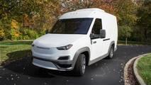 Workhorse Electric Van