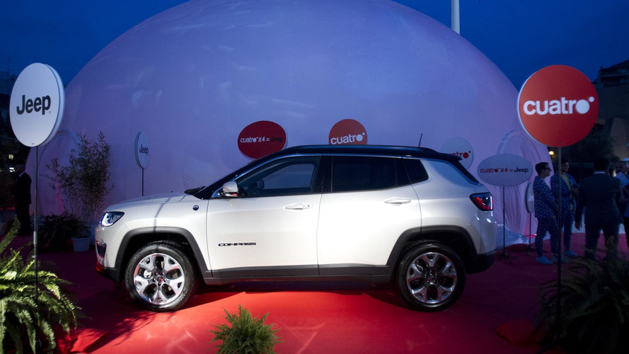 Jeep Compass 2018, protagonista de la Jeepster Party de Cuatro