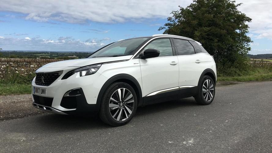 Peugeot 3008 SUV Update 1
