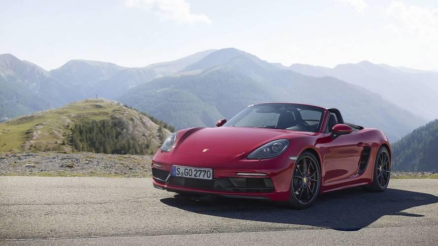VIDÉO - Les Porsche Cayman et Boxster GTS en action en Sicile