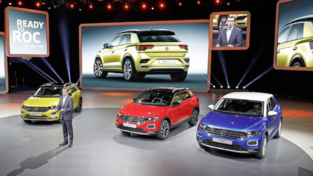 Vídeos: VW aposta em novos SUVs, elétricos e linha GTI em Frankfurt