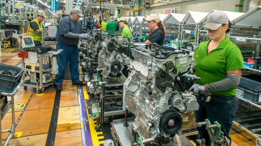 Toyota U.S. Hybrid Manufacturing
