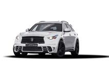 Infiniti QX70 by LARTE Design
