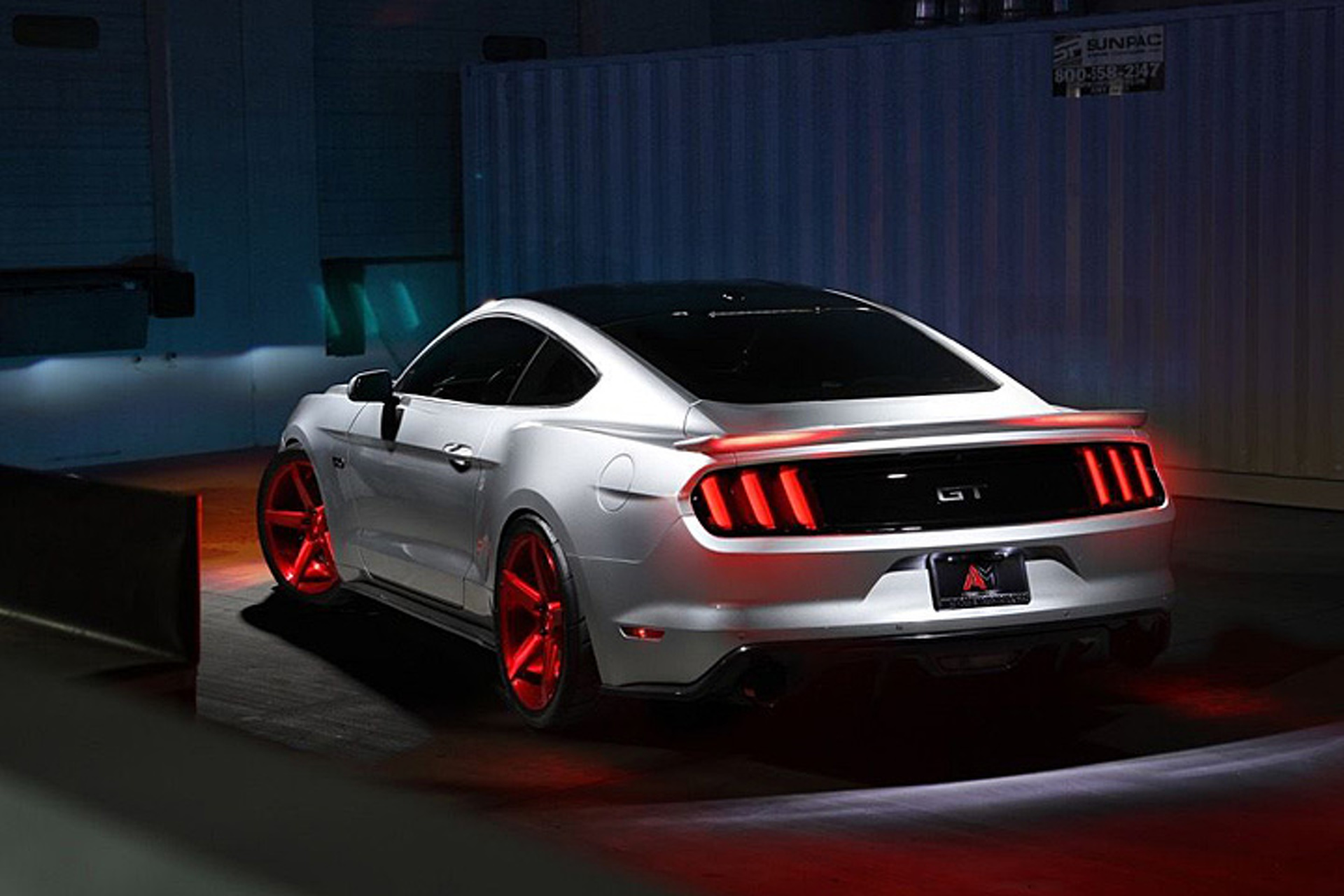This 700HP SEMA Ford Mustang Needs a New Home