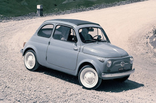 Happy 58th to America's Favorite Little Italian, the Fiat 500