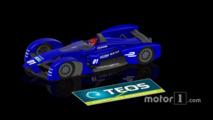 TEOS Formula E chassis proposal