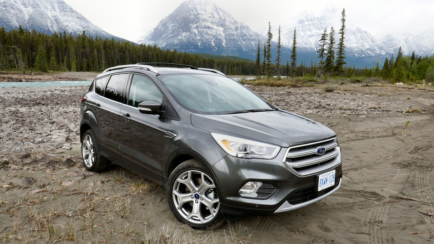 2017 Ford Escape Titanium: First Drive
