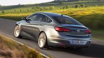 2017 Opel Insignia tasarım yorumu