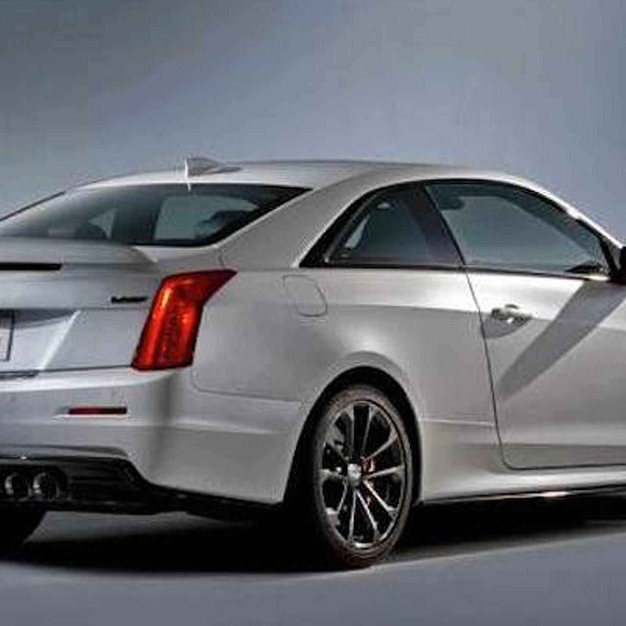 Cadillac ATS-V Coupe: America's M4 Killer