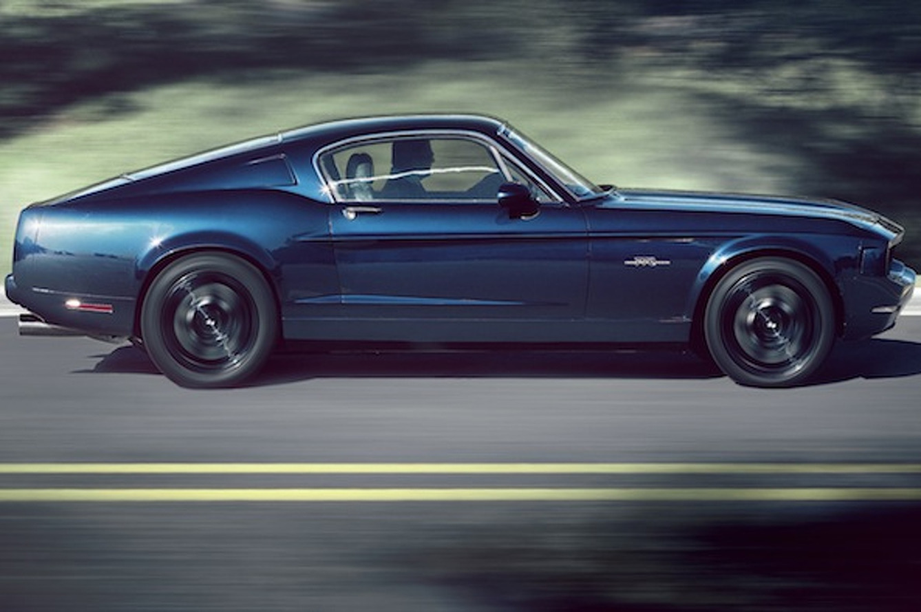 A Mustang Fastback with the Heart of a ZR1: Meet the Equus Bass770
