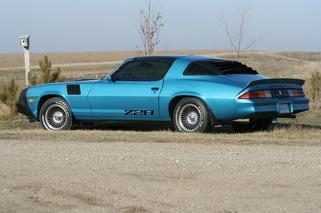 Your Ride: 1979 Chevrolet Camaro Z/28