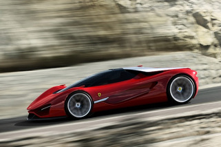Ferrari 458 Replacement Might Ditch V8 for Turbo V6