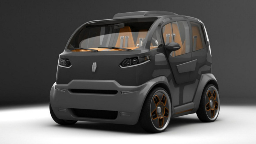 Designer envisions intelligent city car