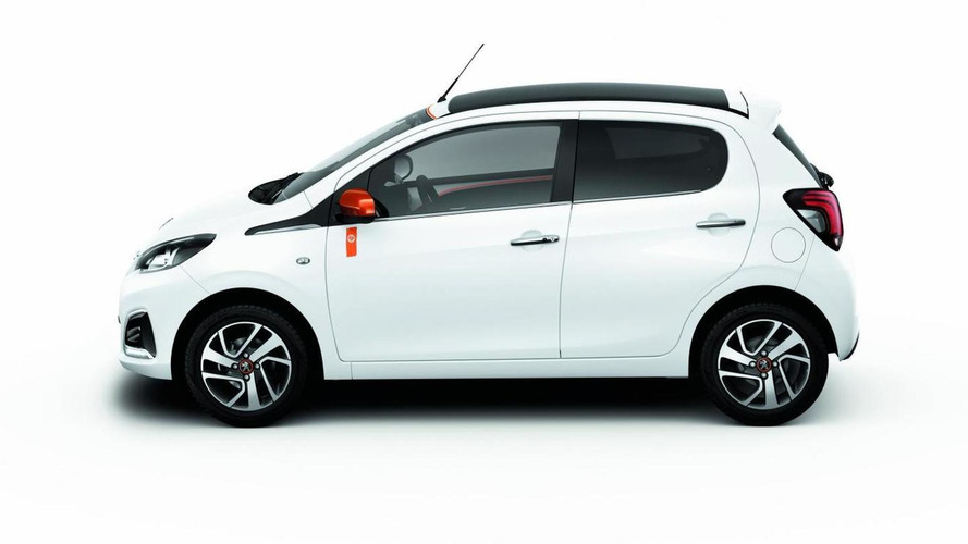 Peugeot 108 gets Roland Garros special edition