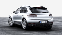2016 Porsche Macan with four-cylinder engine