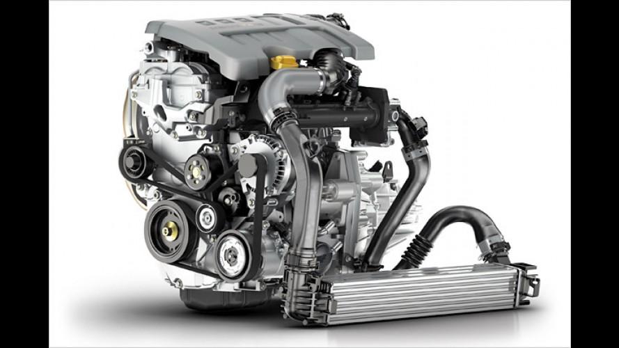 Downsizing bei Renault: Neuer 1,4-Liter-Turbomotor kommt