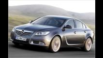 Sehender Opel