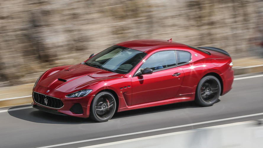 2018 maserati review.  2018 2018 maserati granturismo first drive resounding revival and maserati review e