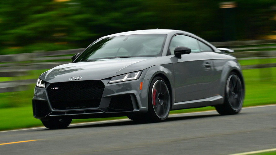 2018 Audi TT RS First Drive: The Most Thrilling TT Yet