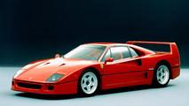 O aniversário de 30 anos do Ferrari F40