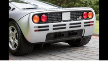1995 McLaren F1 first fully U.S. federalized