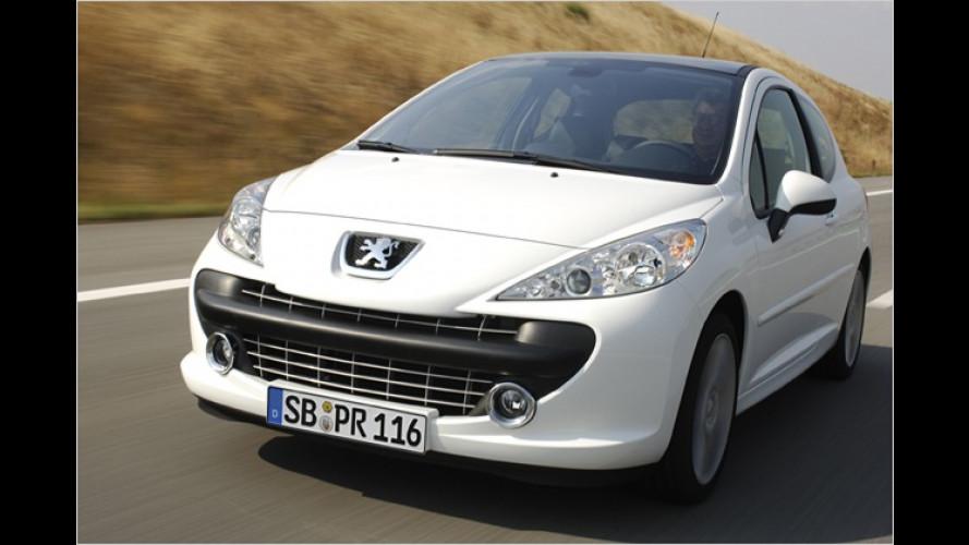 Peugeot: ,Null Komma Nix