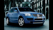 VW Touareg W12 Sport in Paris