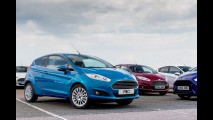Ford Fiesta lidera absoluto na Inglaterra em 2015 - veja Top 10