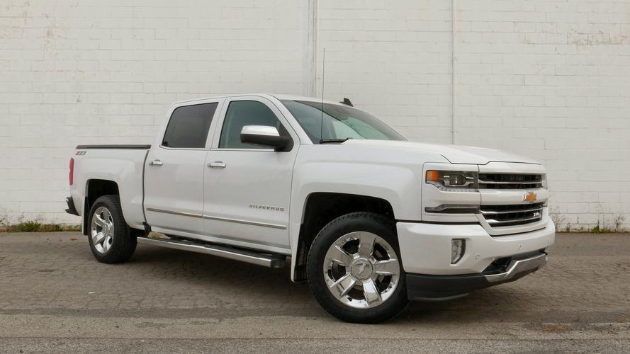 2016 Chevrolet Silverado: Review CA