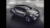 Toyota CH-R (rival do HR-V) será feito na Turquia - Brasil segue indefinido